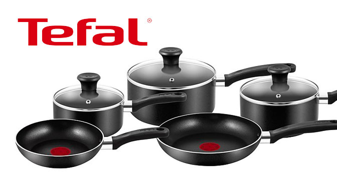 Concours T-Fal, batterie de cuisine