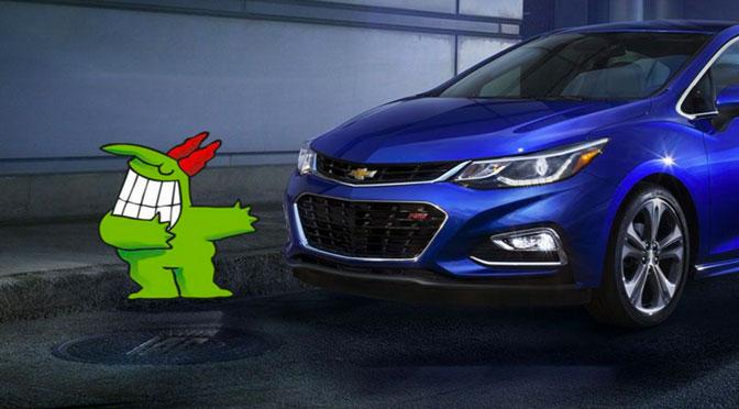 concours juste pour Rire Chevrolet
