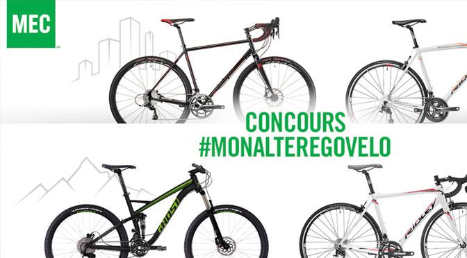 concours MEC vélo de 1500$