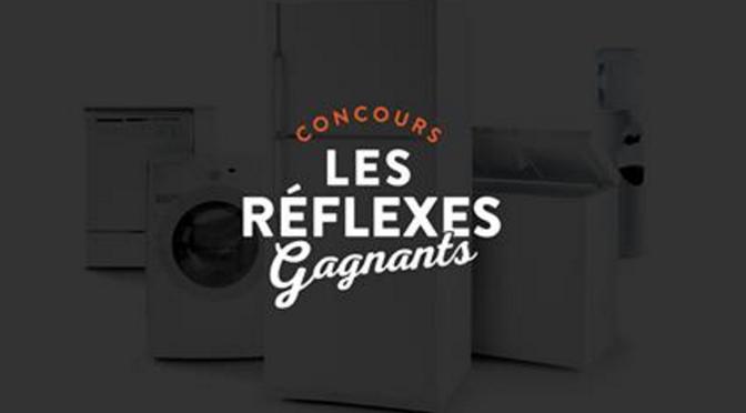 Concours Réflexes gagnants
