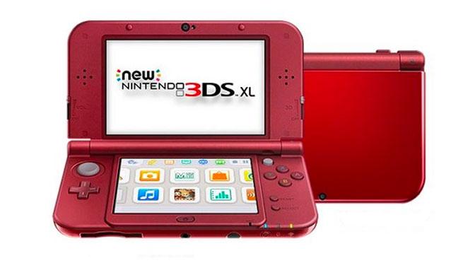 Concours Nintendo 3DS XL