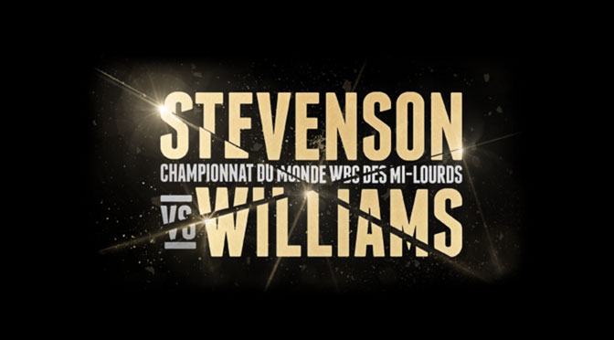 Concours combat Stevenson vs William