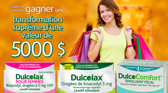 Concours Dulcolax