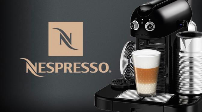 Concours cafetière Nespresso Gran Maestria