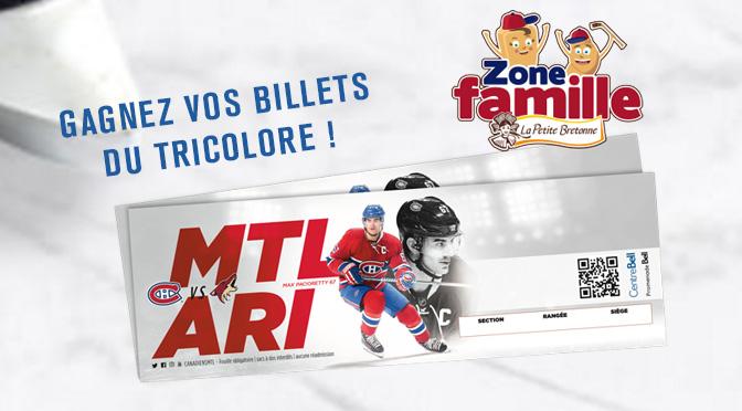 concours canadien billet La petite bretonne