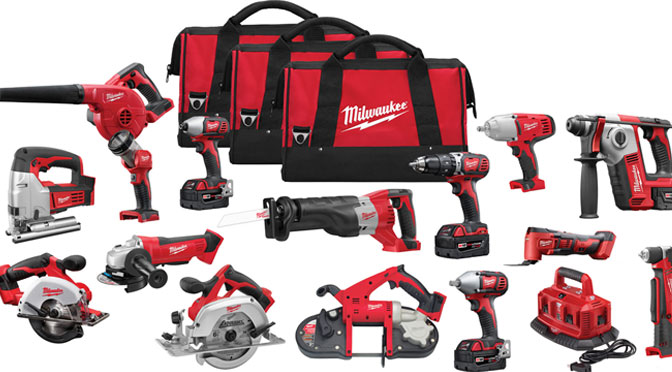 concours outils Milwaukee à gagner