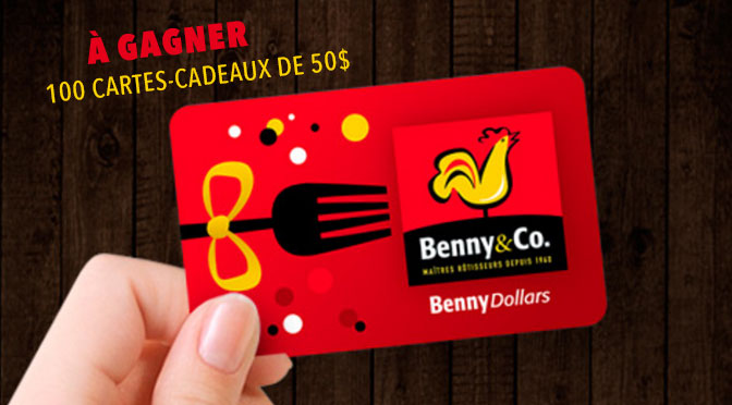 Concours Beny&Co.