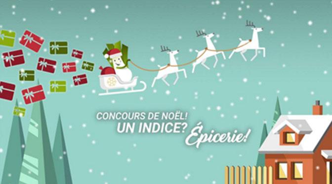 Concours Carte-cadeaux épicerie Complètement poireau