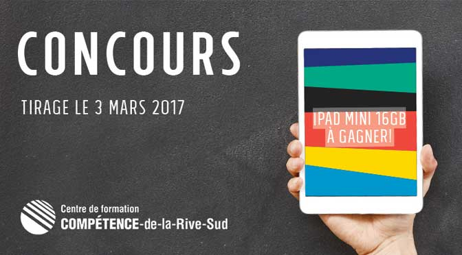 Concours iPad CFCRS
