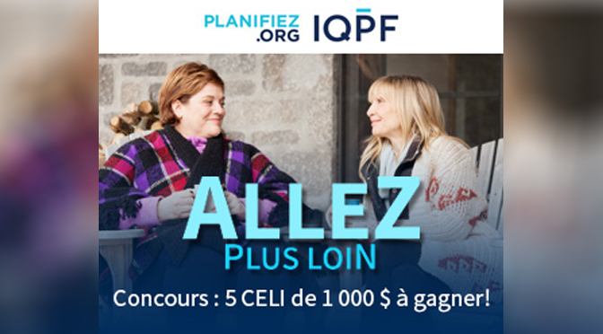 Concours Celi 1000$