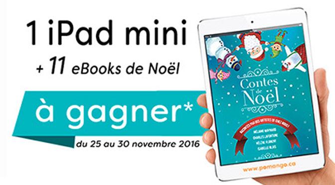 concours Pomango iPad