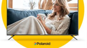 Concours Polaroid télévision 4k Economax
