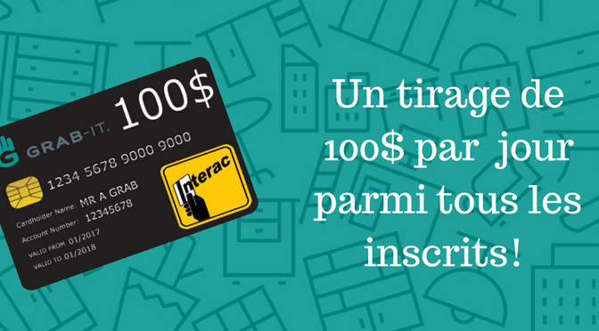 Concours Interac 100$