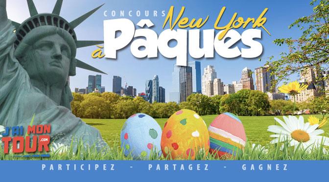 concours pâque à New York