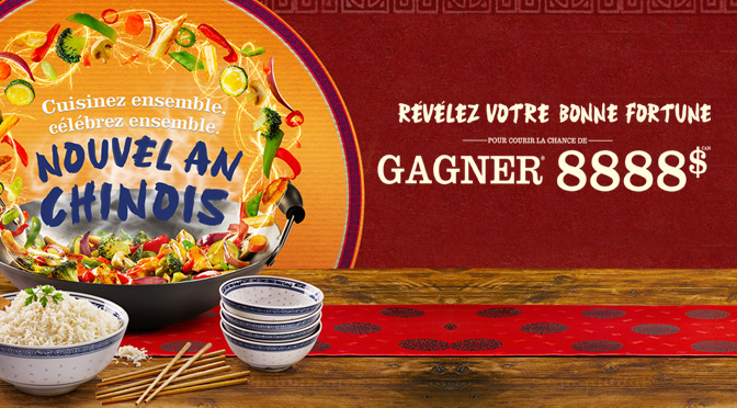 concours Oncle ben's