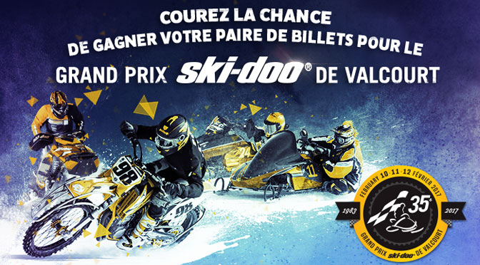 grand Prix Ski-doo Valcourt 2017