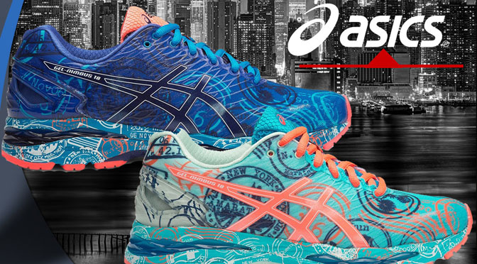 Concours souliers Asics