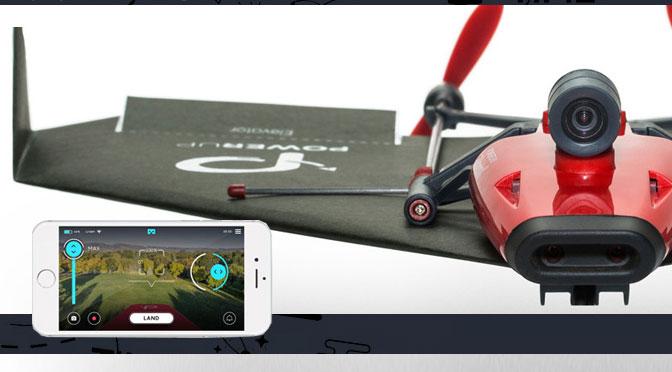 Avion en papier drone concours