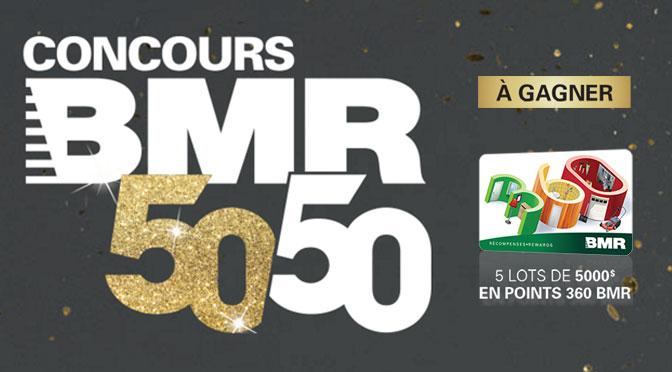 Concours BMR 50/50