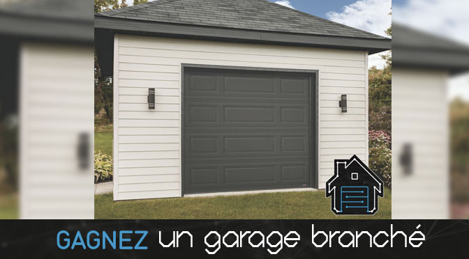 Concours GARAGA «Gagnez une Garaga branché»