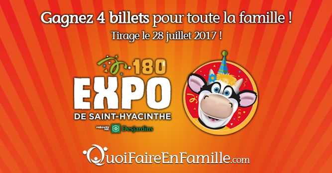 concours expo agricole st-hyacinthe 2017