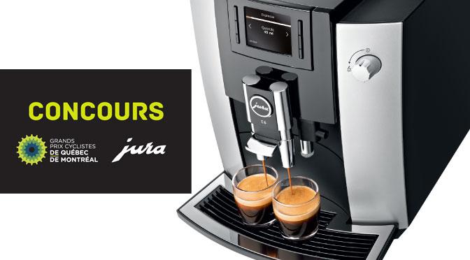 Machine à café Juva CONCOURS
