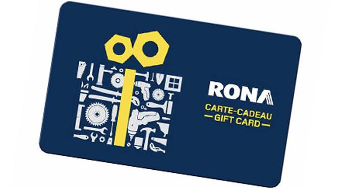 Concours carte cadeau quincaillerie