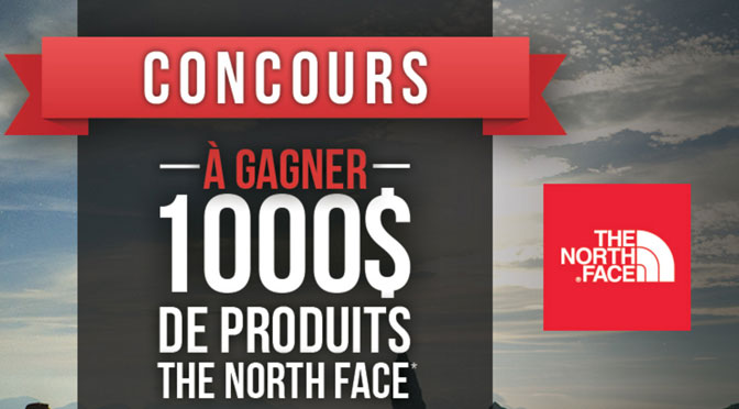 Concours the North Face Latulippe