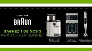 Concours Braun 2019 3 produit Braun chez Linen chest