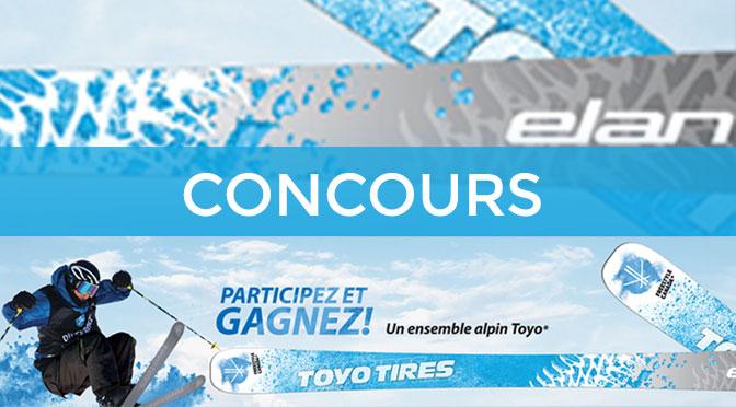 Concours Toyo Ski Alpin