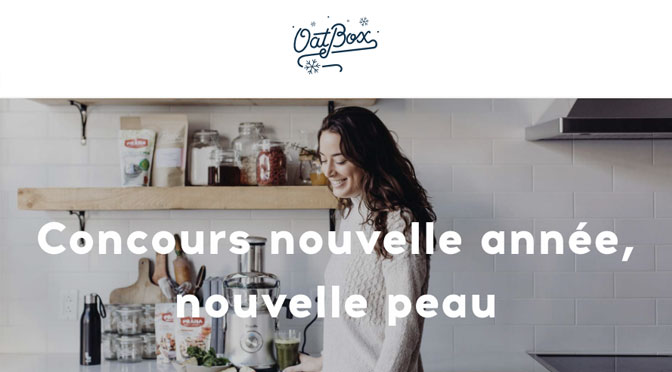 Concours Oatbox