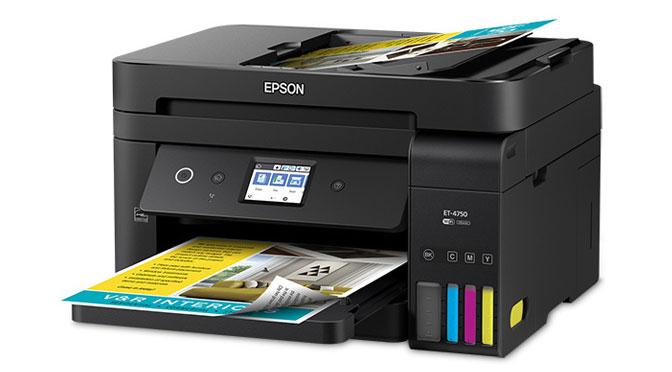 Concours imprimante Epson Workforce sans cartouche
