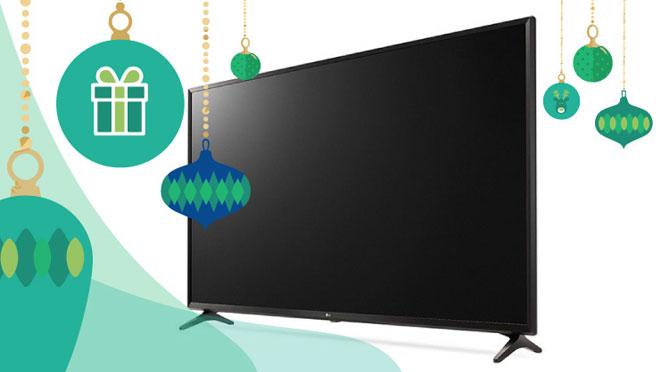 Concours télévision 4k LG