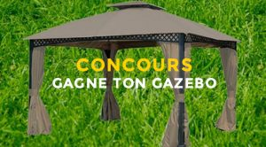 Concours Gazebo ete 2018