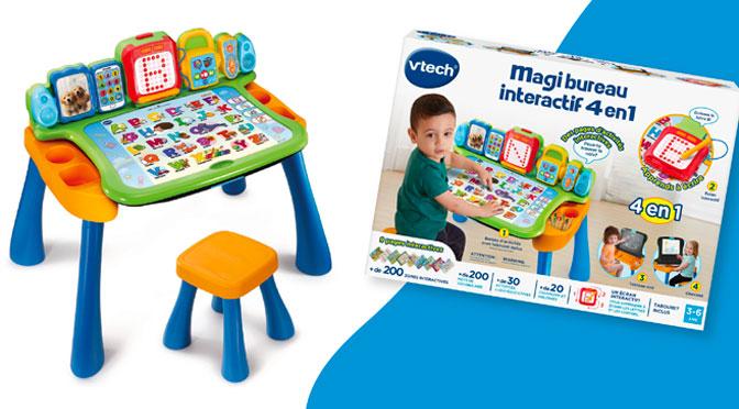 Concours Magi Bureau Vtech.