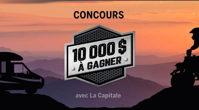 Concours La Capitale