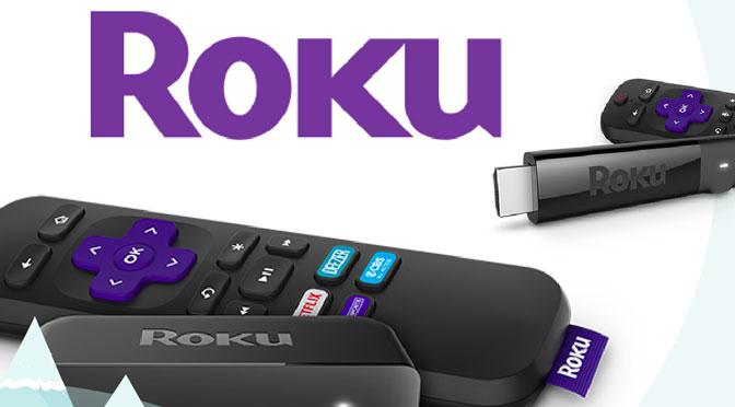 Gagnez l'un des 4 lecteurs de diffusion Roku pour rendre votre télé intelligente