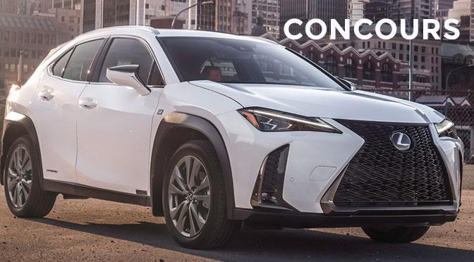 Concours Lexus 2019 à gagner!
