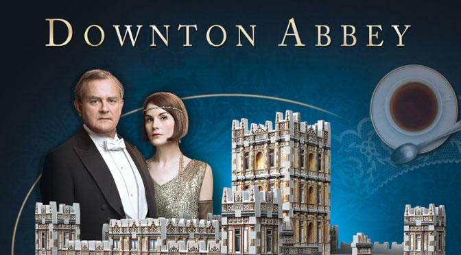 Casse-tete downtown Abbey Concours