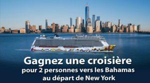 Concours Croisière Bahamas Ulysse