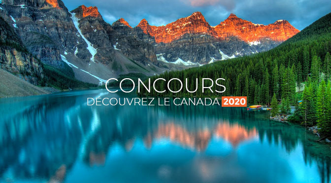 Concours Canada 2020