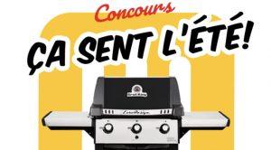Concours BBQ Broil King de Économax