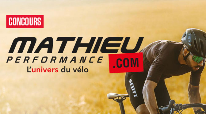 Concours Mathieu performance Velo