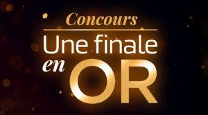 Concours Une finale en or 2020 avec Lavoix et Nescafe Gold