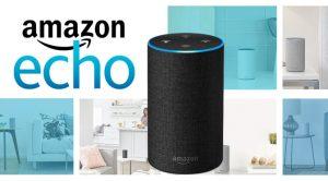 Gagnez un assistant vocal Amazon Echo avec François Charron