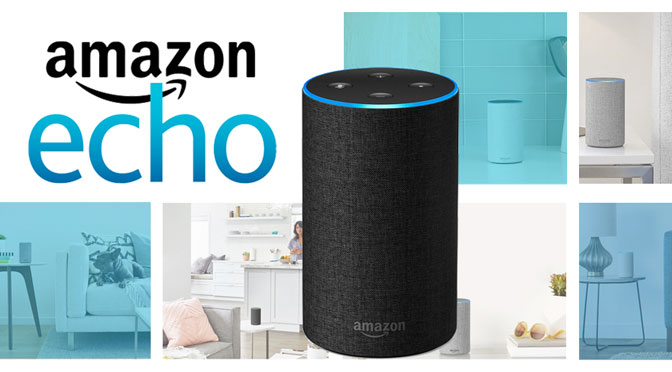 Gagnez un assistant vocal Amazon Echo avec François Charron