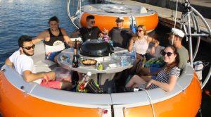 """Concours """"AquaPiknik"""" : Gagnez une Croisière pour 9 personnes durant 4 heures"""