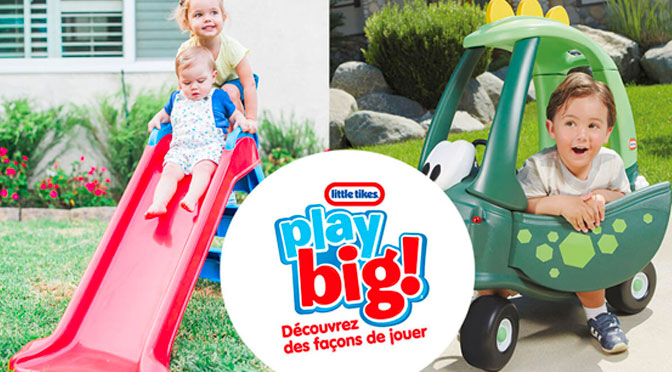 Concours Little Tikes
