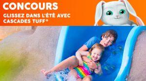 concours Parc Aquatique 2019 Cascade Tuff