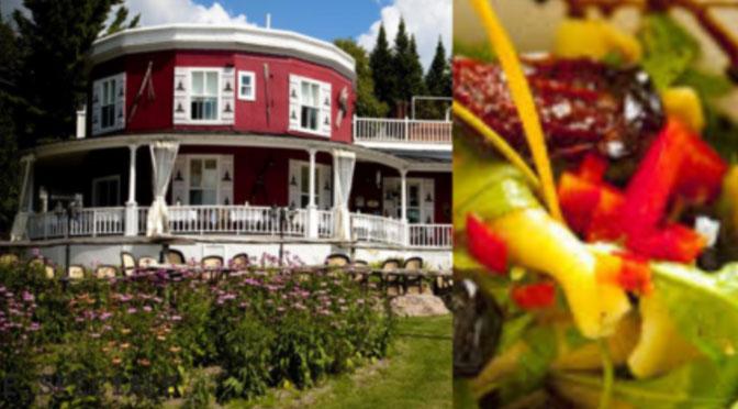 Gagnez un séjour pour 2 à l'Auberge de la Tour du Lac à hauteur de 160 $